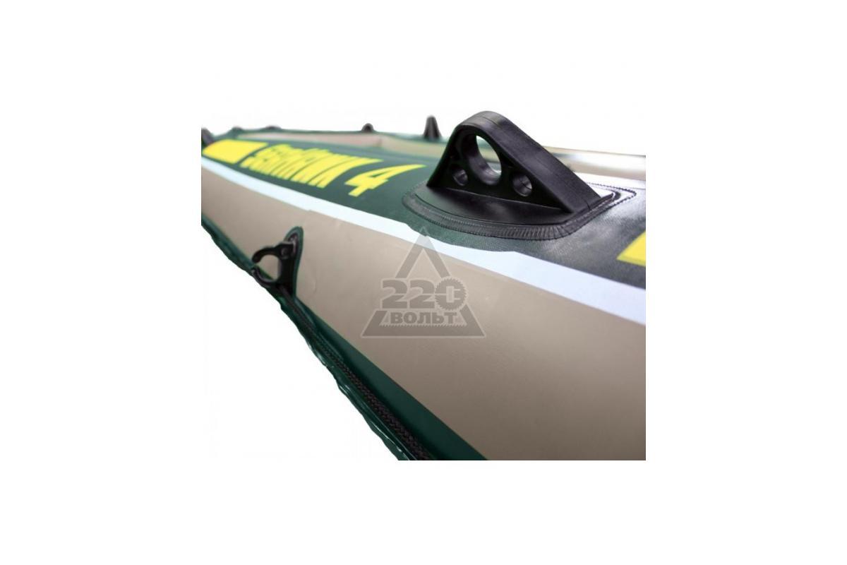 купить мотор для лодки intex