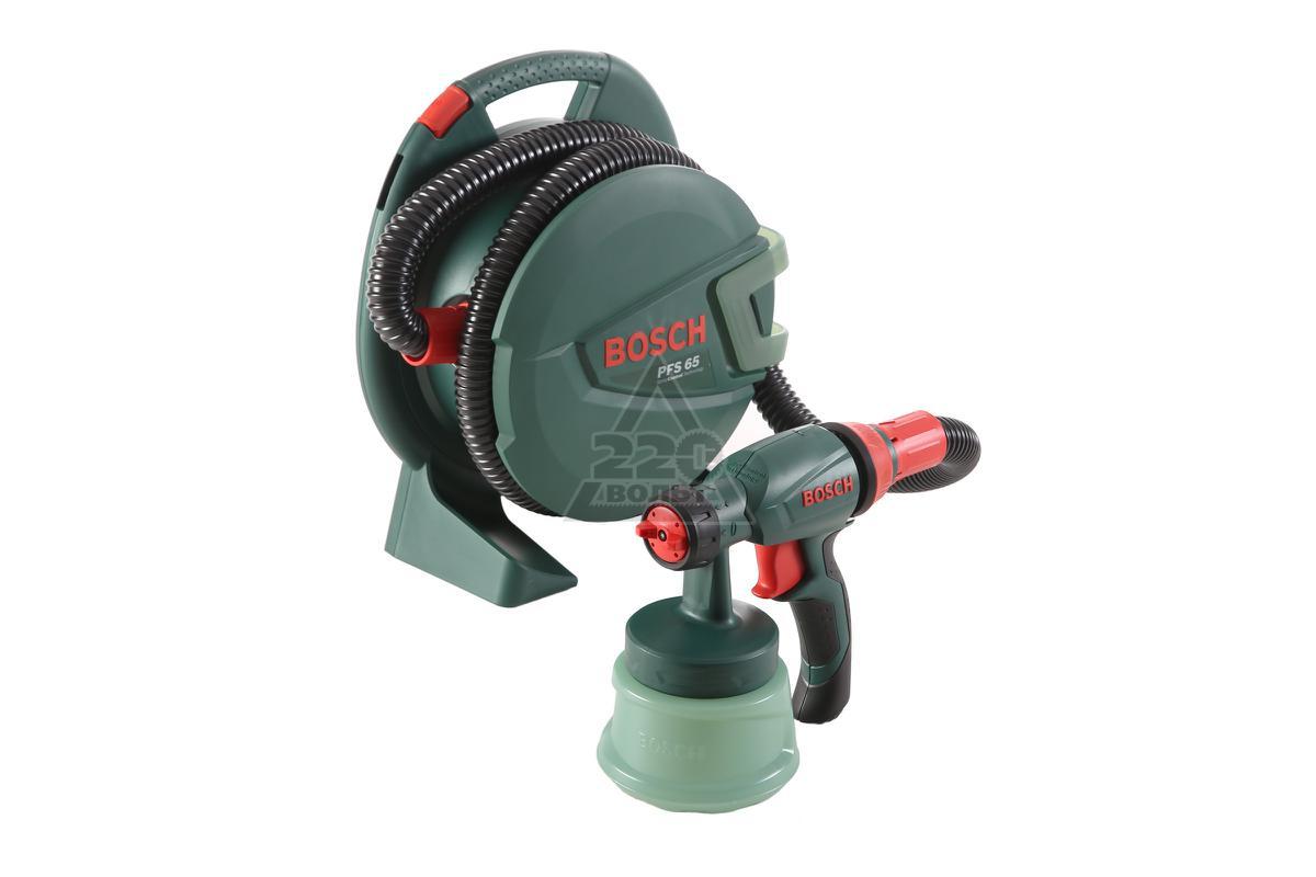 Краскораспылитель Bosch