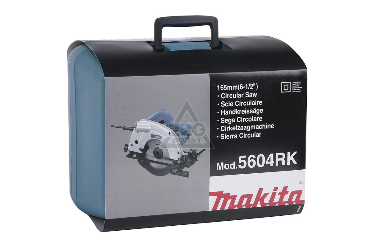 Дисковая пила Makita HS7601  цена отзывы характеристики