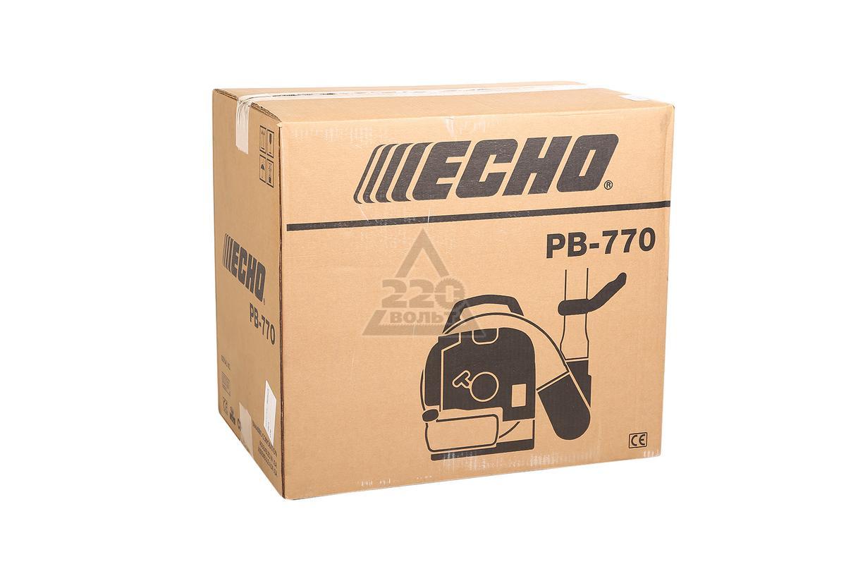 Воздуходувка Echo