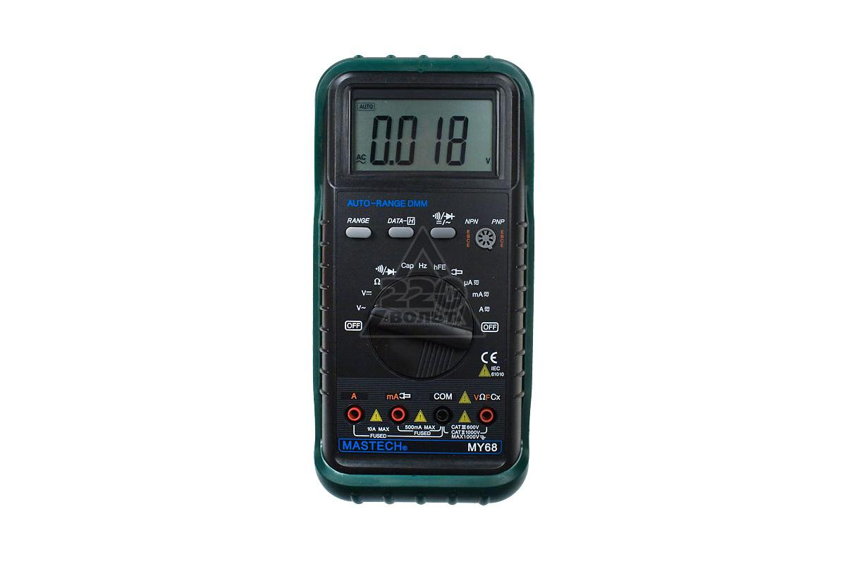 Мультиметр Mastech MS8239D