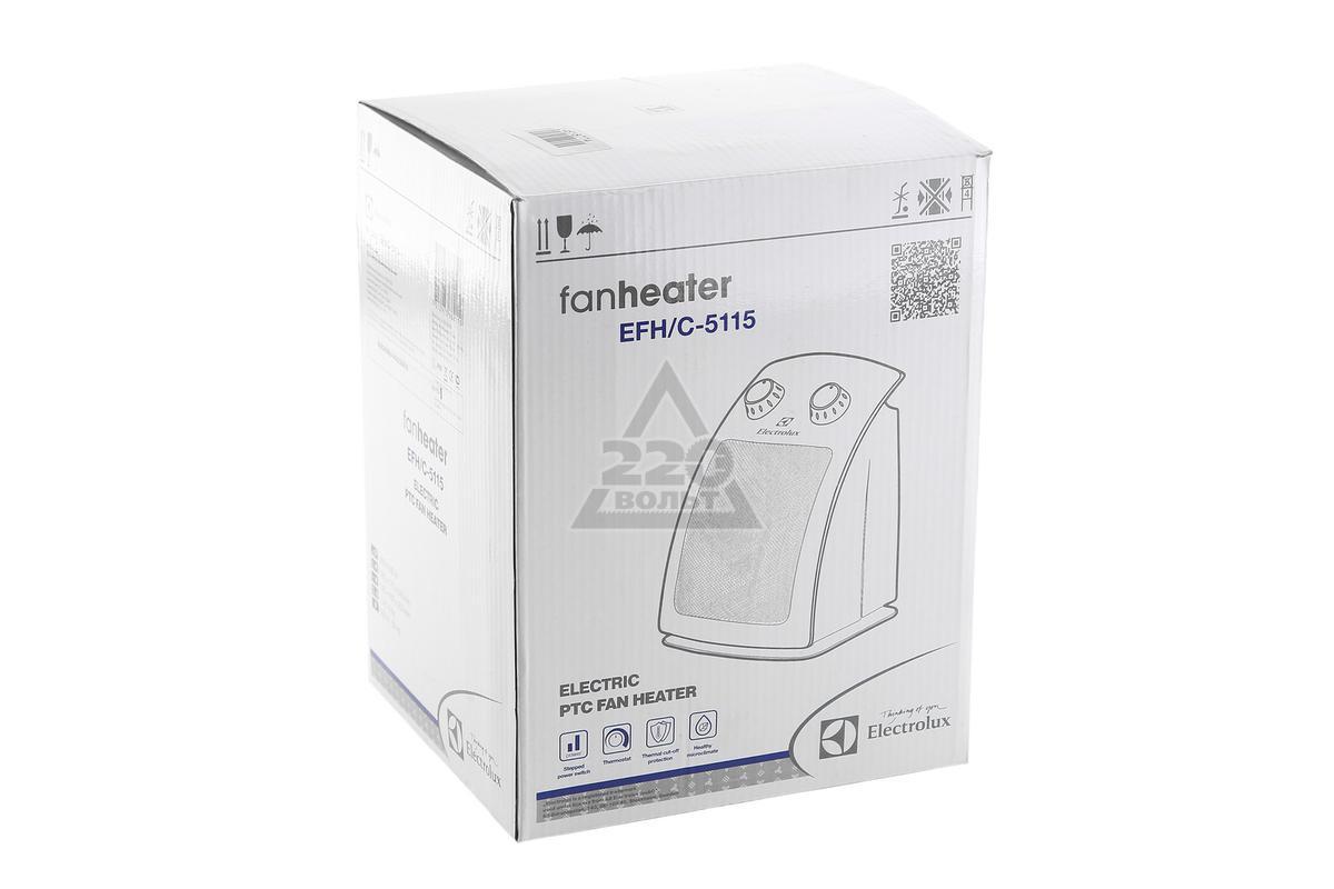 Тепловентилятор Electrolux