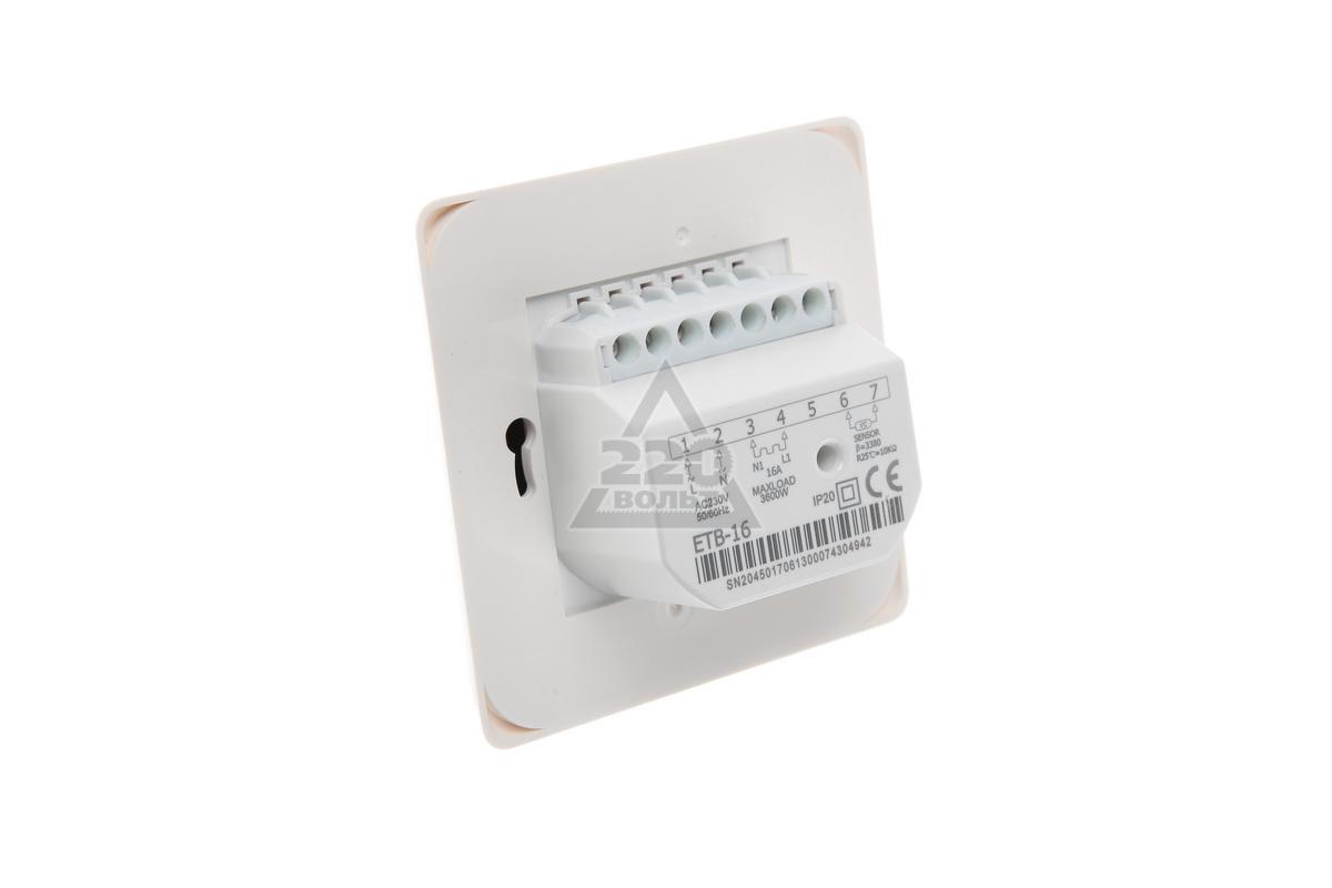 терморегулятор для теплого пола electrolux инструкция