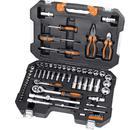 Набор инструментов в чемодане, 69 предметов КРАТОН TS-25