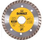 Круг алмазный DEWALT 115x22.2x2.1мм турбо, универсальный