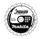 Диск пильный твердосплавный MAKITA B-31170