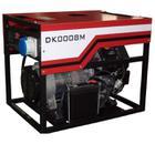 Бензиновый генератор RUSSIAN ENGINEERING GROUP DK0008M
