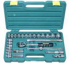 Набор торцевых головок в пластиковом кейсе, 27 предметов AIST 409327B