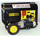Бензиновый генератор MUSTANG CРG 3000E2T