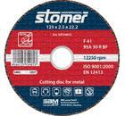 Круг отрезной STOMER CD-125