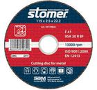 Круг отрезной STOMER CD-115T