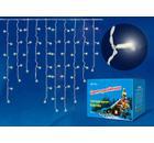 Гирлянда светодиодная бахрома UNIEL ULD-B3010-200/DWA WARMWHITE