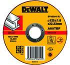 Круг отрезной DEWALT DT42300-XJ