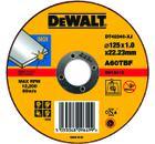 Круг отрезной DEWALT DT42340-XJ