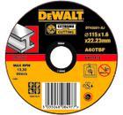 Круг отрезной DEWALT DT43201-XJ