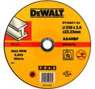 Круг отрезной DEWALT DT42601-XJ