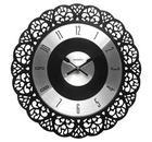 Часы настенные ENERGY ЕС-95 черные
