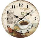 Часы настенные IRIT 641 Кофе