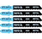 Набор пилок YATO YT-3413