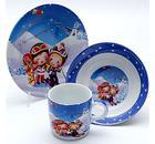 Набор посуды MAYER&BOCH 23388 Лыжники