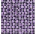 Плитка напольная ROVESE (CERSANIT) MF4D222D-63 Motive фиолетовый