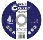 Круг отрезной CUTOP 39991т