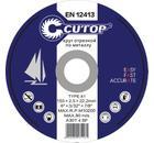 Круг отрезной CUTOP 39986т