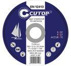 Круг отрезной CUTOP 39989т