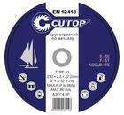 Круг отрезной CUTOP 39984т