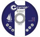 Круг отрезной CUTOP 39994т