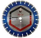 Круг алмазный DIAM Ф230x22мм Pro Line 2.6x10мм