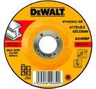 Круг зачистной DEWALT DT42520Z-QZ