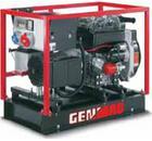 Дизельный генератор GENMAC Combiplus 13100LE