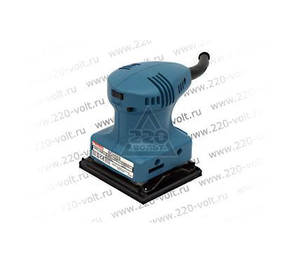 Машинка шлифовальная плоская (вибрационная) MAKITA BO4553