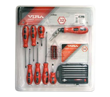 Набор отверток, 32 предмета VIRA 305045