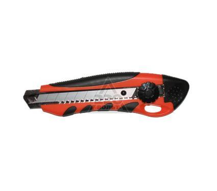 Нож строительный VIRA 831306  18мм 2-компонентная рукоятка