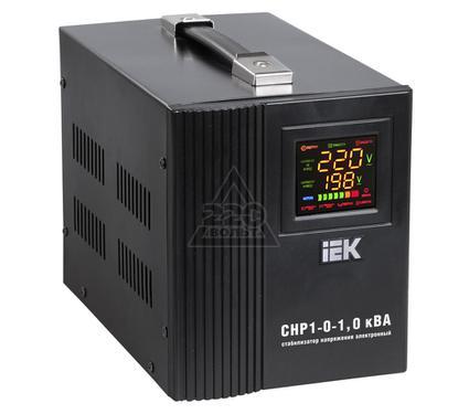 Стабилизатор напряжения IEK СНР1-0- 1 кВА