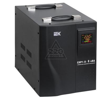 Стабилизатор напряжения IEK СНР1-0- 8 кВА