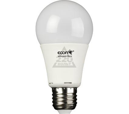 Лампа светодиодная ECON LED A 10Вт E27 4200K A60