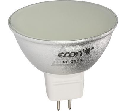 Лампа светодиодная ECON LED MR 5Вт GU5.3 4200K 220V