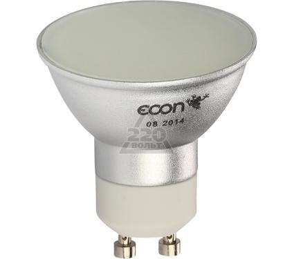 Лампа светодиодная ECON LED MR 5Вт GU10 4200K 220V