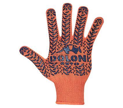 Перчатки ПВХ DOLONI 570   с точкой ПВХ