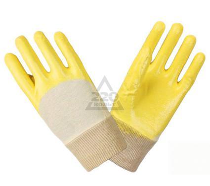 Перчатки нитриловые DOLONI 4523  стекло, нитриловые, облив с открытой тыльной частью
