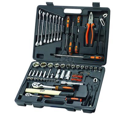 Набор инструментов для дома, 72 предметов КРАТОН TS-10
