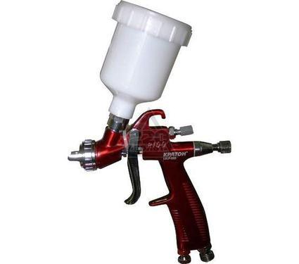Краскопульт пневматический КРАТОН LVLP-03G
