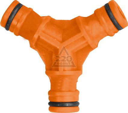 Пластиковый тройник для шлангов КРАТОН 50104052