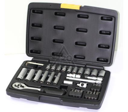 Набор ключей и торцевых насадок, 36 предметов NAVY IK19-669