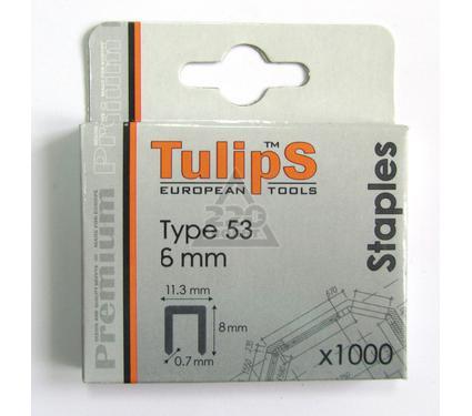 Скобы для степлера TULIPS TOOLS IP11-306