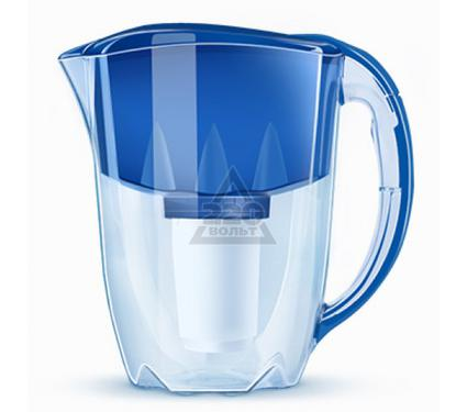 Фильтр для воды АКВАФОР Гратис  синий