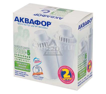 Картридж АКВАФОР B100-5